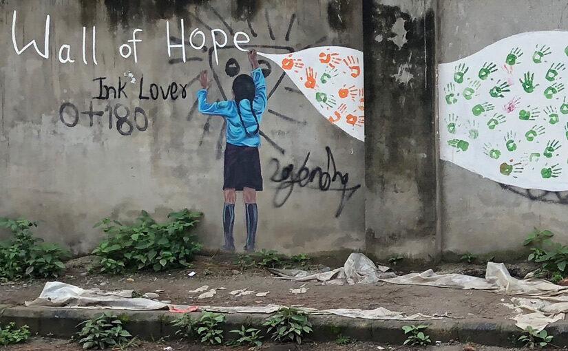 Framing Women's Rights in Nepali Street Art
