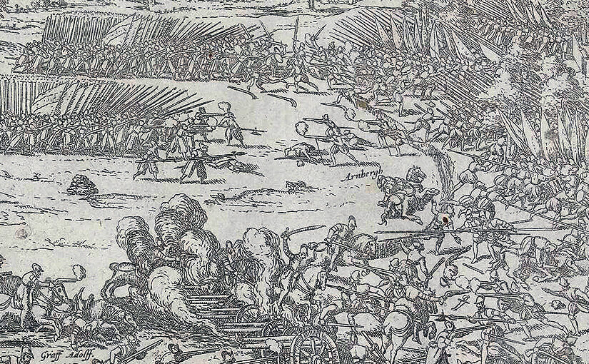 Intervention on Behalf of Foreign Subjects during the Anglo-Spanish War, 1585–1604